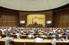 Họp Quốc hội: Thảo luận về dự thảo Luật Bảo vệ môi trường