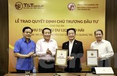 T&T Group đầu tư 1650 tỷ đồng cho dự án khu dịch vụ, du lịch Gio Linh
