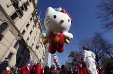 Ông Shintaro Tsuji từ chức, mèo Hello Kitty có chủ mới sau 60 năm
