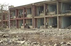 Tấn công tại nhà thờ ở Afghanistan làm ít nhất 4 người thiệt mạng