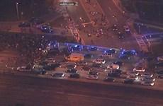 Mỹ: Biểu tình nổ ra tại Atlanta sau cái chết của người đàn ông da màu