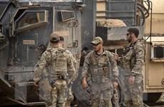 Ông Trump: Nhiệm vụ của quân đội là bảo vệ các lợi ích sống còn của Mỹ