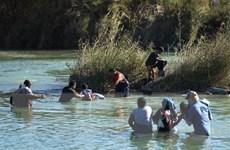 17 người di cư chết đuối khi vượt sông trên biên giới Mexico-Mỹ
