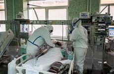 COVID-19 ở châu Âu: Nga ghi nhận gần 8.300 ca nhiễm mới trong 24 giờ