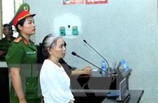 [Video] Xét xử phúc thẩm vụ án nữ sinh giao gà ở Điện Biên
