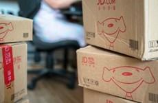 JD.com có sự khởi đầu tưng bừng trên sàn chứng khoán Hong Kong