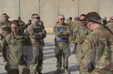 Mỹ đã hoàn thành đợt rút quân đầu tiên khỏi Afghanistan