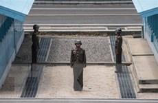 Triều Tiên tiếp tục điều các nhóm binh sỹ tới trạm gác biên giới