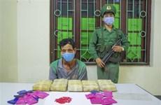 Bắt giữ đối tượng mua bán trái phép 30.000 viên ma túy tổng hợp