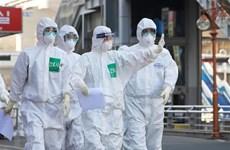 Dịch COVID-19 ở châu Á: Số ca nhiễm mới tại Hàn Quốc tăng trở lại