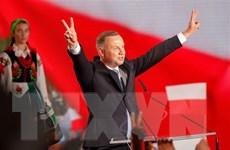 Kết quả chính thức trong cuộc bầu cử tổng thống Ba Lan