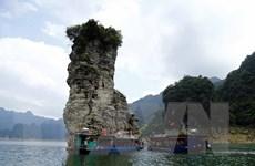 [Photo] Chiêm ngưỡng 'Hạ Long cạn' giữa đại ngàn Tuyên Quang