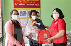 Hỗ trợ lao động tự do bị ảnh hưởng dịch COVID-19 tại TP Hồ Chí Minh