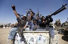 Lực lượng Houthi tăng cường tấn công các mục tiêu ở Saudi Arabia