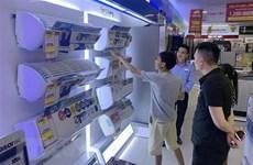 Chương trình khuyến mại tập trung: Lượng khách mua sắm tăng mạnh