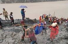 Myanmar truy tố các quan chức liên quan đến vụ lở đất làm sập mỏ