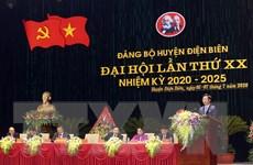 Đại hội Đảng bộ huyện Điện Biên: Thảo luận nhiệm vụ trọng tâm