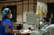 EU thúc đẩy phương pháp điều trị bệnh nhân COVID-19 bằng huyết tương