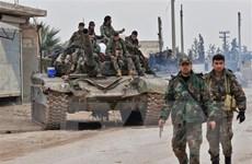 Syria điều số lượng lớn quân tiếp viện đến phía Nam tỉnh Idlib