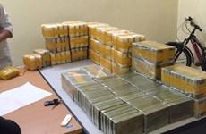 Sơn La: Bắt giữ đối tượng vận chuyển trái phép 41 bánh heroin