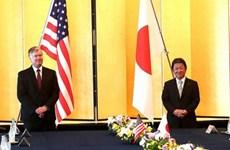 Ngoại trưởng Nhật Bản gặp phái viên Mỹ thảo luận tình hình Triều Tiên