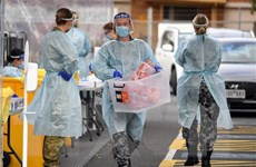 Bang Victoria của Australia ghi nhận số ca nhiễm theo ngày cao nhất