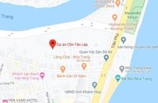 Về sai phạm ở Dự án do Công ty CP Sông Đà Nha Trang làm chủ đầu tư