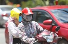 Ngày 14/7, chỉ số tia UV ở Hà Nội và Đà Nẵng ở mức nguy cơ gây hại cao