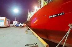 Hàng chục thủy thủ Argentina mắc COVID-19 sau 35 ngày trên biển
