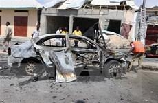 Tư lệnh quân đội Somalia thoát chết trong vụ đánh bom xe