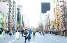 Lượng du khách nước ngoài đến Nhật Bản giảm 99,9% trong tháng Sáu