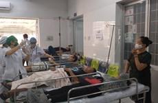 Bà Rịa-Vũng Tàu: Gần 100 khách du lịch nhập viện sau khi dự tiệc
