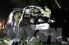 Vụ tai nạn ở Bình Thuận: Xe khách 16 chỗ đi không đúng phần đường