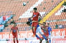 Hấp dẫn và kịch tính ở tốp cuối bảng xếp hạng V-League