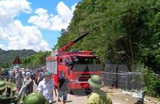Bộ Công an chỉ đạo điều tra nguyên nhân vụ tai nạn tại Quảng Bình
