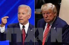 Ông Joe Biden tiếp tục chiếm ưu thế so với Tổng thống Donald Trump
