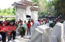 Kỷ niệm 73 năm ngày Thương binh-Liệt sỹ, 52 năm chiến thắng Đồng Lộc