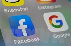 Google, Facebook tìm kiếm thỏa thuận với giới truyền thông Australia