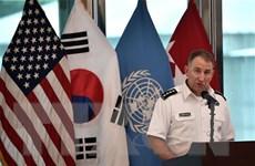 Bộ Tư lệnh LHQ khẳng định cam kết thúc đẩy hòa bình bán đảo Triều Tiên
