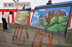 Công viên chủ đề của hãng phim đình đám Ghibli được khởi công tại Nhật