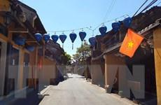 [Photo] Hội An tạm dừng các hoạt động du lịch để phòng chống COVID-19