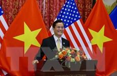 Lễ kỷ niệm 25 năm thiết lập quan hệ ngoại giao Việt Nam-Hoa Kỳ