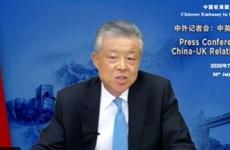Đại sứ Trung Quốc cáo buộc Mỹ châm ngòi cho cuộc Chiến tranh Lạnh mới