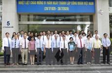 TTXVN làm việc với các Trưởng cơ quan đại diện Việt Nam tại nước ngoài