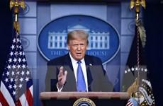 Tổng thống Donald Trump bất ngờ đề xuất hoãn cuộc bầu cử