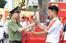 Khai mạc Đại hội khỏe để bảo vệ an ninh Tổ quốc lần thứ VIII