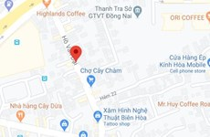 Từ 12 giờ ngày 3/8, thành phố Biên Hòa phong tỏa đường Hồ Văn Đại