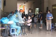 Tăng tốc xét nghiệm COVID-19 cho người dân Thành phố Hồ Chí Minh