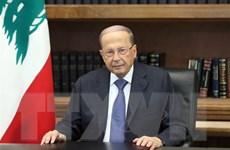 Tổng thống Liban kêu gọi sự hỗ trợ của cộng đồng quốc tế