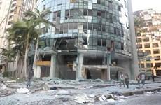Vụ nổ kinh hoàng ở Beirut - 'đòn chí mạng' đối với Liban
